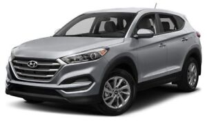 2017 Hyundai Tucson SE AWD, Sunroof, Leather