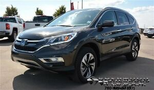 2015 Honda CR-V TOURING LEATHER NAV Special - Was $33995 $214 bw