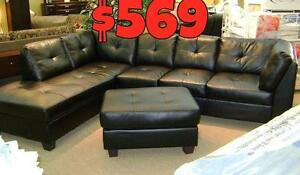 SALE ON NOW ALL SECTIONALS SOFA  ON SALE STARTING  FROM $369 LOWEST PRICE GUARANTEE