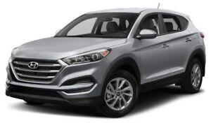 2017 Hyundai Tucson SE Sunroof and Leather Upholstery