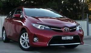 2013 Toyota Corolla ZRE182R Ascent Sport 6 Speed Manual Hatchback Kings Park Blacktown Area Preview