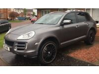 Porsche Cayenne FACE LIFT 3.6 V6 (All Porsche Dealer Stamps) 4x4 Range Rover Sport ,Bmw X5, ML
