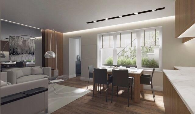 NEW LUXURY ONE BEDROOM FLATS AVAILABLE IN DECEMBER! DON'T MISS OUT THE CHANCE!