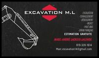 EXCAVATION .ML