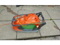 flymo glide master 360 lawnmower in excellent condition like new can deliver