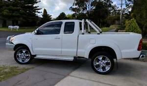 2008 Toyota Hilux Ute Monbulk Yarra Ranges Preview