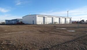 Warehouse/Yard with office space for lease