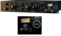 Préamp Universal Audio La-610 La610 SIGNATURE EDITION ! RARE !!!