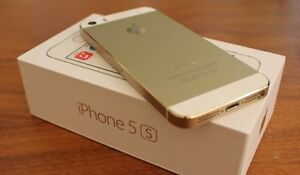New iPhone 5s gold