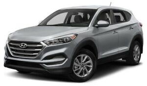 2017 Hyundai Tucson SE AWD, Leather, Sunroof
