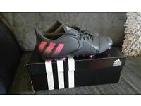 Adidas TKRZ Boots Size 7.5 (Brand New)