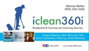 Carpet Cleaning / General Cleaning
