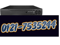 ahd 4 channel dvr with 500gb memory 1080p for cctv cameras with xmeye app phone view