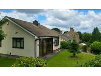 **** URGENT - DETACHED LARGE 3 BED BUNGALOW FOR SALE ***