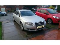 Audi A6 2.0 tdi S line in silver - stg 1 remapped