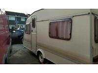 Elddis 1992 caravan