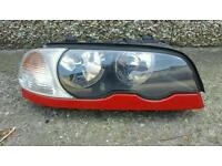 Bmw 3 series drivers side front head light