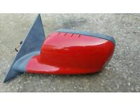 Bmw 3 series passenger side wing mirror electric