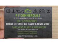 P F Commercials