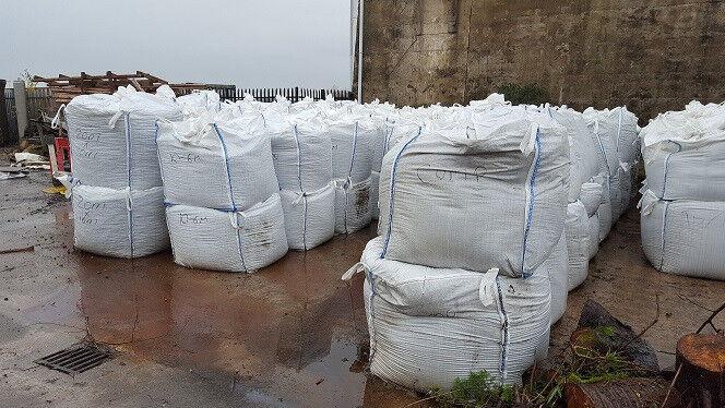 Bulk Bags Building Aggregates, sand, soil, crushed hardcore