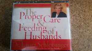Dr Laura Schlessinger's The Proper Care and Feeding of Husbands