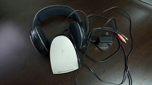 Sennheiser Over-Ear Sound Isolating Wireless Headphones