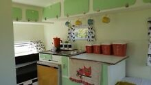 Vintage Retro Refurbished Classic York Caravan called Matilda Noosaville Noosa Area Preview