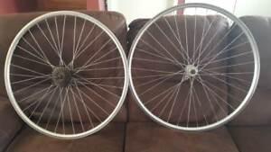 roue de vélo de route 700c