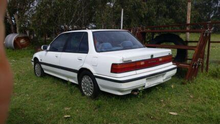 Honda civic Hemmant Brisbane South East Preview