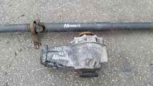 Audi Allroad rear differential and drive shaft Windsor Region Ontario image 1