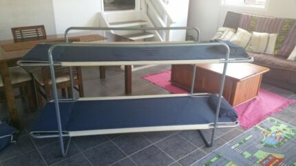 Primus Deluxe double camping bunks. Excellent condition  Sharon Bundaberg Surrounds Preview
