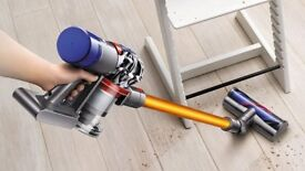 DYSON V8 ABSOLUTE HANDHELD VACUUM CLEANER USED IN GOOD CONDITION LIKE NEW