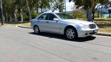 Mercedes c180  Airlie Beach Whitsundays Area Preview