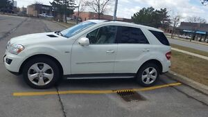 Direct from the owner 2010 Mercedes-Benz M-Class ML 350 Blue Tec