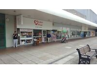 RETAIL UNIT IN MARKET VILLAGE, CWMBRAN TOWN CENTRE GREAT STARTING DEALS!!