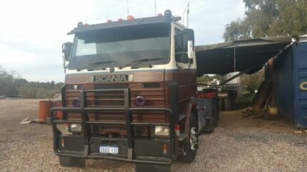 Scania  prime mover  113h - REDUCED MUST SELL Canning Vale Canning Area Preview
