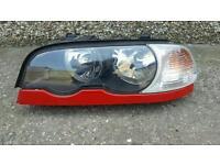 Bmw headlight 3 series passenger side