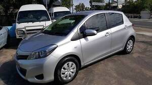 2013 Toyota Yaris Hatchback Highgate Hill Brisbane South West Preview