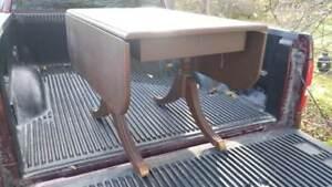Duncan Phyfe Drop Leaf Table antique $125!