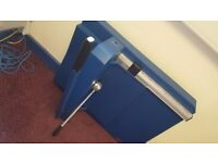 DAHLE Heavy Duty Trimmer / Guillotine For Sale - Collection Only