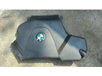 Bmw air intake/engine cover