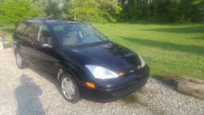 Low KM Ford Focus $3000.00 O.B.O