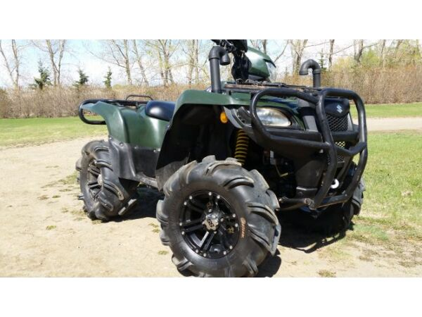 Used 2005 Suzuki King Quad