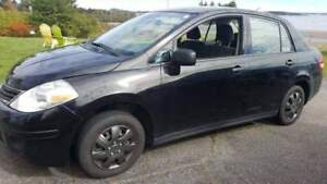 2011 Nissan Versa 5 Speed Manual