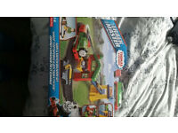 Thomas & Friends Track Master set *NEW* Sort & Switch Delivery set With Percy train