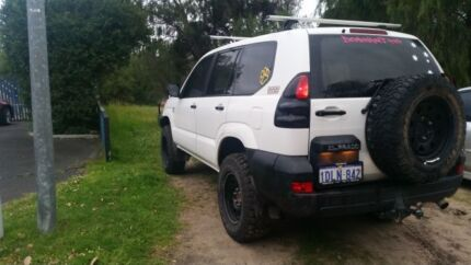 2008 Toyota Landcruiser Prado West Busselton Busselton Area Preview