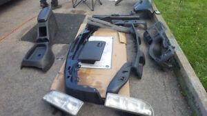 Car parts from 1992 chev blazer, pictures attached
