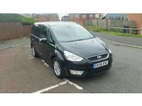 2007 ford galaxy 2.0 tdci ghia 7 seater full service history immaculate inside and out