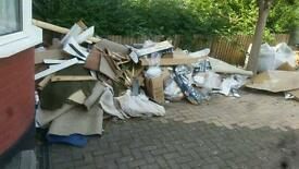 Rubbish Garden house clearance