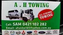 tow truck towing service Cannington Canning Area Preview